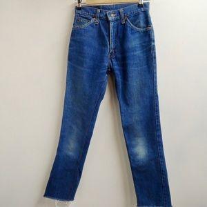 TINY Vintage Levi 516